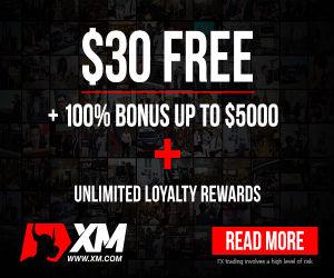 Get $30 Free No Deposit Bonus