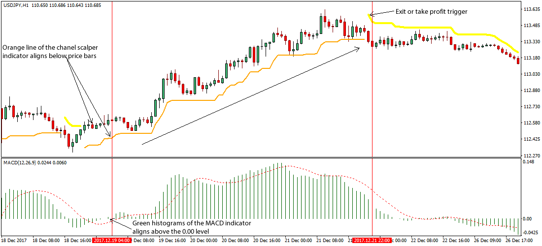 Macd forex trading strategies