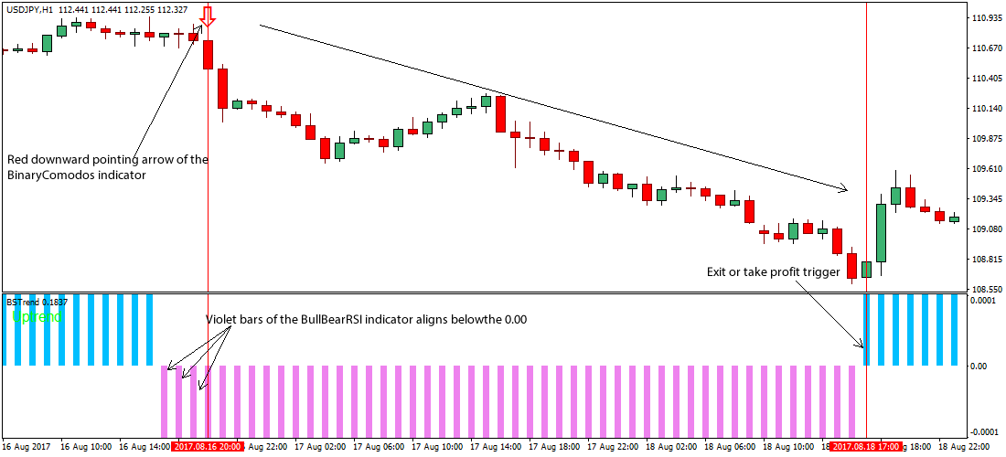 Bull Bear RSI Forex Trading Strategy